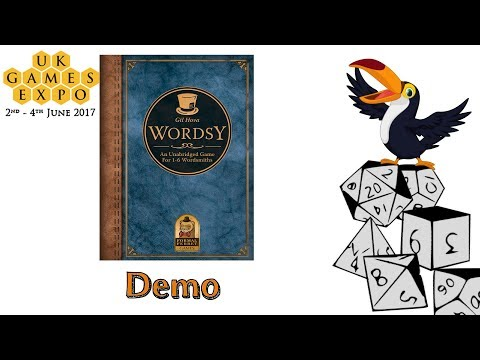 Wordsy Demo at UKGE 2017