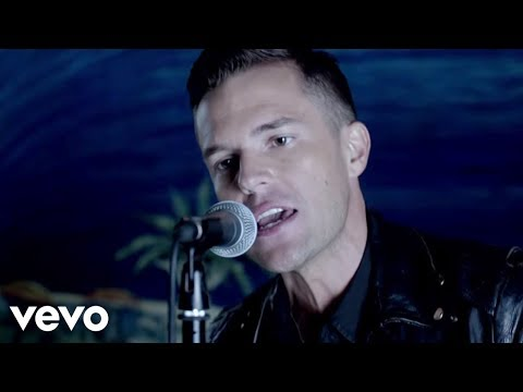 The Killers - Here with me (2012)