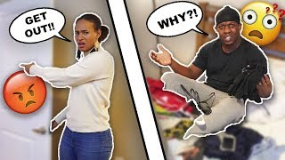 Why Are You Cheating On Me PRANK!!? (BACKFIRES)