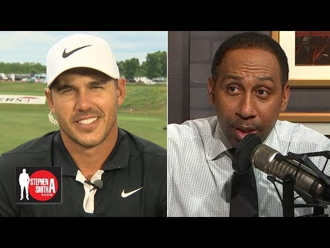 'Tiger Woods made golf cool' - Brooks Koepka | Stephen A. Smith Show