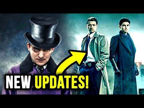 BATMAN Captures Penguin & The Riddler? New Teaser Trailers For Gotham Season 5!