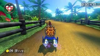 DS Cheep Cheep Beach - 1:44.469 - Łation (Mario Kart 8 World Record)