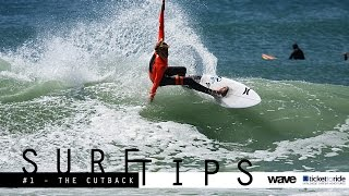 Surf Tips | How to do a Forehand Cutback