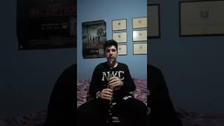 Clarineto Solo - Ena Pouli Se Klouvi- Michalis Konstantinou