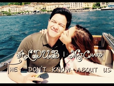 Alden Richards & Maine Mendoza They Don't Know About Us