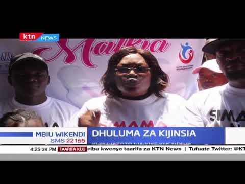 Dhuluma za kijinsia: Wito watolewa wa kusaidiwa kwa watoto wa kike wanaishi katika mitaa ya mabanda