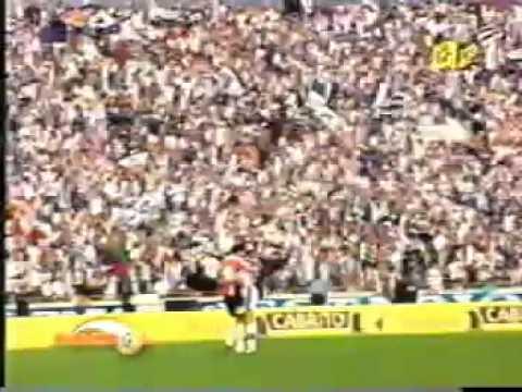 BAÚL RAYADO: Monterrey vs Puebla 1-1, Partido Histórico -No Descenso- 1999