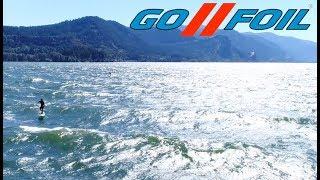 FOIL Life: Dave Kalama and Alex Aguera Introduce SUP Foiling to The Gorge