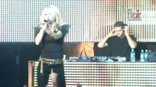 Eliza G - Summer Lie - Live at Flex Internacional 06.03.2010