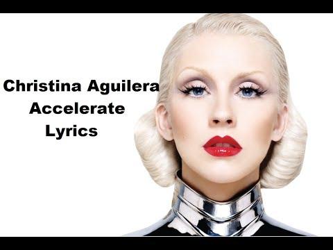 Christina Aguilera - Accelerate ft. Ty Dolla $ign, 2 Chainz (Lyrics)