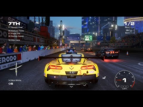 Gameplay de GRID 2019 Ultimate Edition