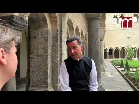 Kreuzganggespräche I - Stadtdechant Dr. Picken im Sommerinterview