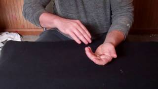 Learn How To Bend A Penny With Bare Hands