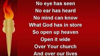 Holy Spirit Rain Down (worship mp3 w  lyrics).avi