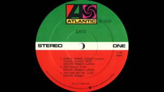 Chic - Dance, Dance, Dance (Yowsah, Yowsah, Yowsah) Atlantic Records 1977