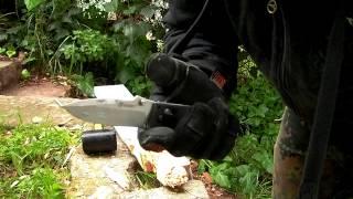 Ganzo G704-BK - відео 1