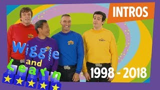 The Wiggles; TV Series Opening Themes From 1998-2018