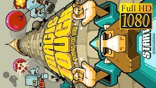 Magic Touch: Wizard For Hire Game Review 1080P Official Nitrome Arcade 2016