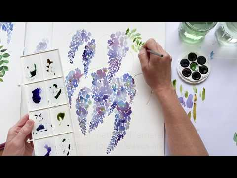 Micador For Artists Brilliant Watercolour Disc - Winter