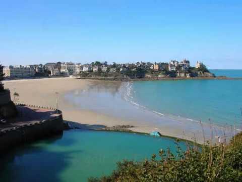 Camping de l'Ile Verte : paysages entre Saint-Malo et le Mont-Saint-Michel