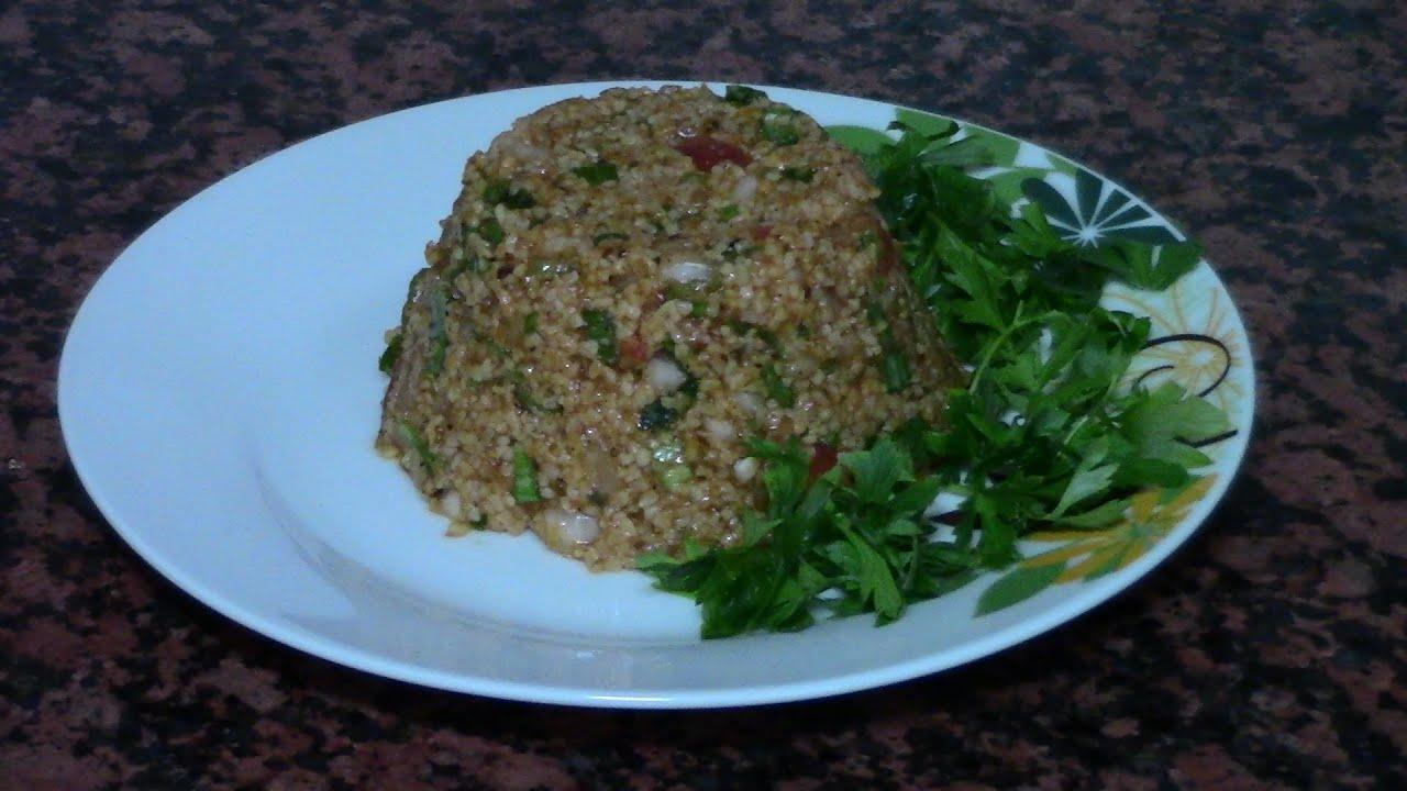 CUSCUS TURCO | recetas de cocina faciles rapidas y economicas de hacer - comidas ricas