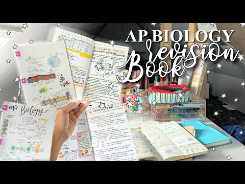 Download how i made my own revision book (ap biology edition) Mp4 HD Video and MP3