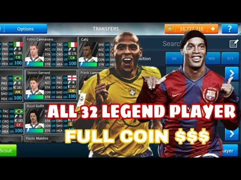 Download dream league soccer 2019 mod LEGEND - смотреть