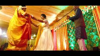 Dilbaro | Shamima Tusty | Dance | Father | Haldi Night | NijolCreative Photography