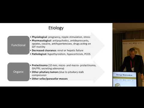 Mastorakos George - Management of prolactinomas: resist and insist