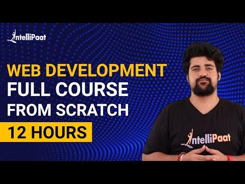 Web Development Course | Web Development Training | Intellipaat ...