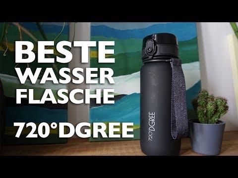 Beste Wasserflasche Sport Outdoor - 720 Degree Trinkflasche Review