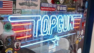 Top Gun (1986) Filming Locations In San Diego   Beach Cottage  Bar Scenes  First Kiss & Much More