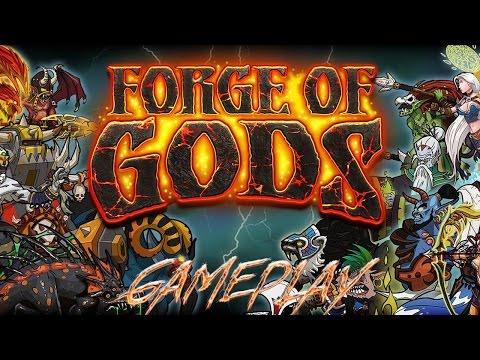 Forge of Gods (RPG) Gameplay \\ Первый Взгляд