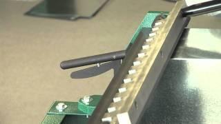 RAMS 20ga Cleat Bender (RAMS-2004) - www.RamsEquipment.com