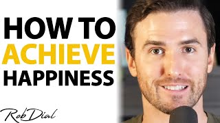 How To Reprogram Your Mind For POSITIVE THINKING (Live A Happier Life)   Rob Dial