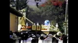 preview picture of video 'Jesus Nazareno de la Merced, Domingo de Ramos. Antigua Guatemala. Reportaje 1994'