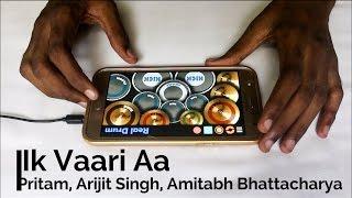 Ik Vaari Aa - Raabta - Arijit Singh (Real Drum App Cover) - By Vijay Yadavar.