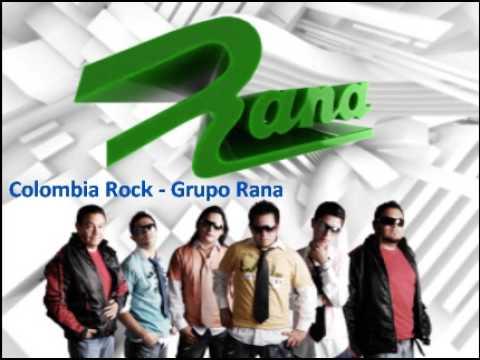 Colombia rock - Grupo Rana