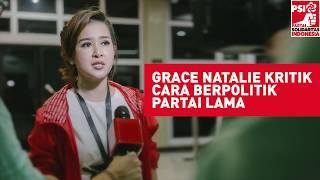 Download Video Pidato Menohok Grace Natalie untuk Politisi Lama #PSInomor11 MP3 3GP MP4