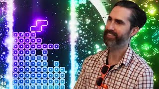 A Tetris Expert Plays TETRIS EFFECT for the First Time - dooclip.me