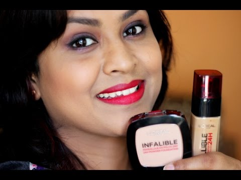 Infallible 24 Hour Fresh Wear Foundation by L'Oreal #6
