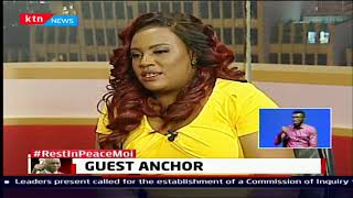 Businesswoman and Corporate Executive Nana Gecaga | GUEST ANCHOR