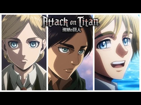 Attack on Titan Season 4 Scheduled For Fall 2020