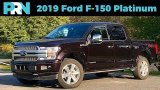 2019 Ford F-150 Platinum PowerStroke Turbo-Diesel