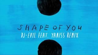 Ed Sheeran Shape You Dj Rebel (3 50 MB) 320 Kbps ~ Free Mp3