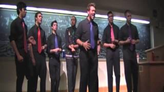 The Doo Wop Shop - Turning Tables (Holiday Concert 2012)