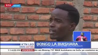 Maxwell Riala aunda glesi kutoka kwa chupa za vileo | BONGO LA BIASHARA