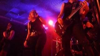 RUFF STUFF (AC/DC Allgirl Tribute) live @Vortex Surfer Siegen - Touch too much