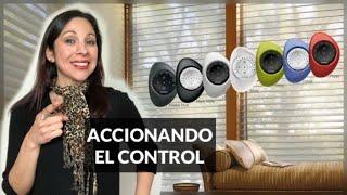 Utilizar el Control Remoto en Cortinas Automatizadas