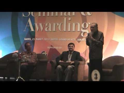 Keynoote Spech Prof.Dr. Ali Wardhana, 50 th LMFEUI